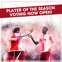 Woking FC Player of the Season 2015/16
