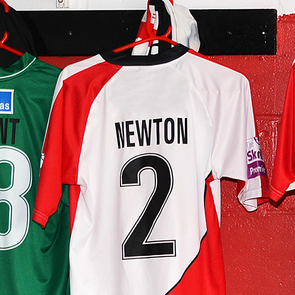 Fancy purchasing former players' match worn shirts?