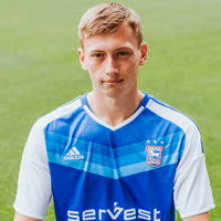 Striker joins on loan from Ipswich Town