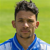 Striker joins on loan from Colchester United