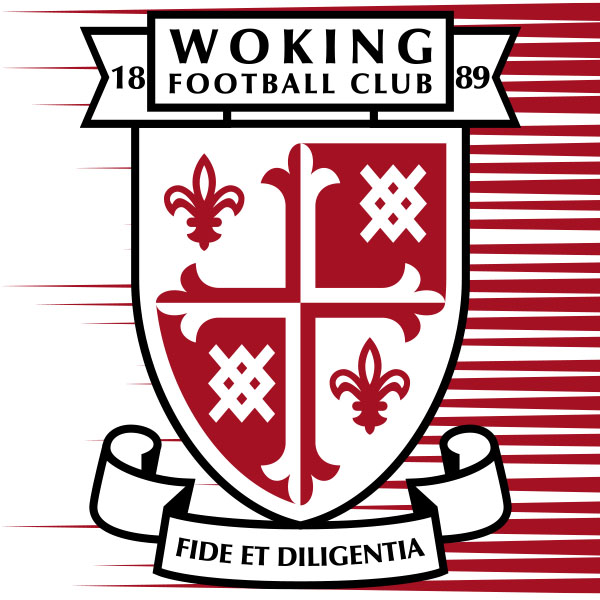 Woking Ladies in Cup Action