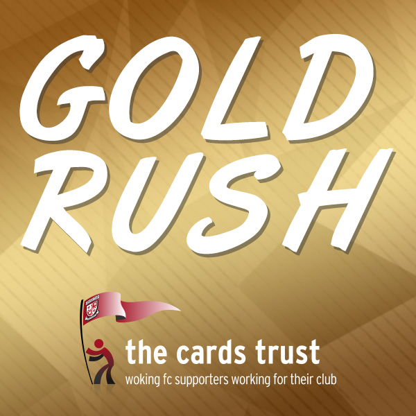 Get your GoldRush Tickets!