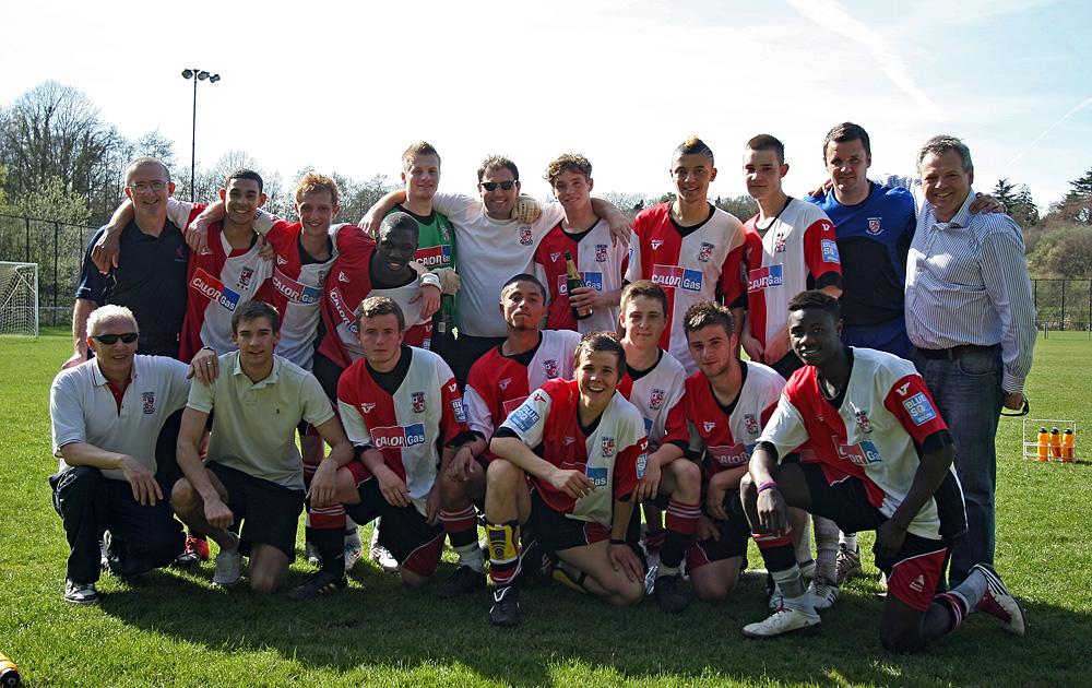 u19 Team Photo