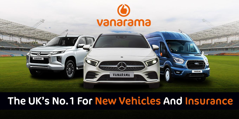 Earn your club £100 with Vanarama