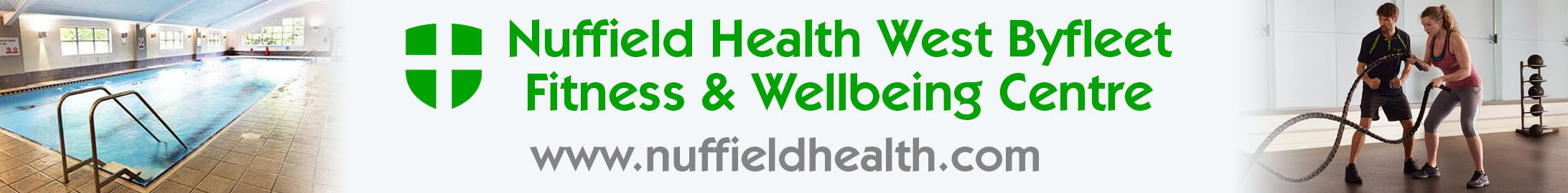 Nuffield Health West Byfleet Fitness & Wellbeing Centre