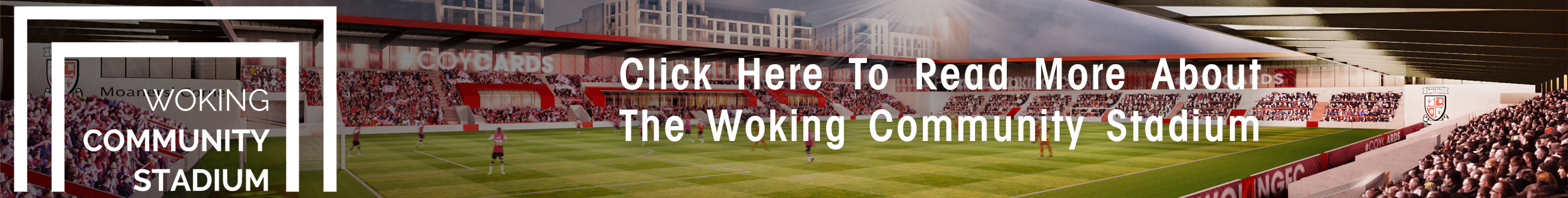 Woking Community Stadium