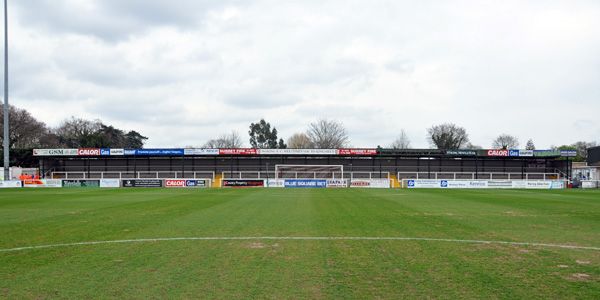 Kingfield Road End