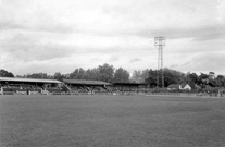 Kingfield Stadium in 1991
