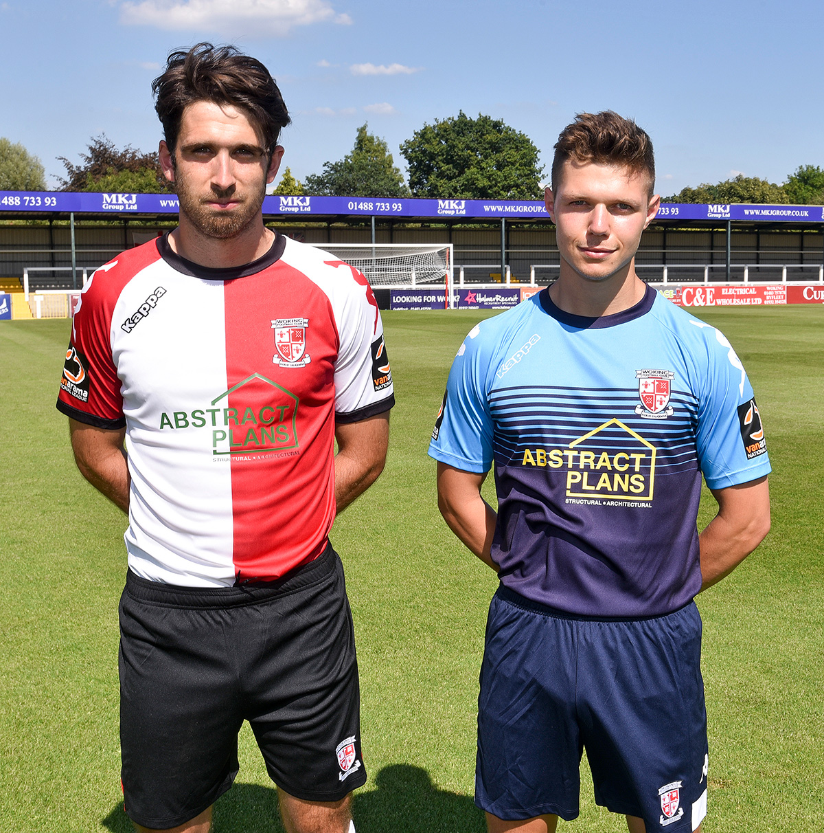 Image result for woking fc