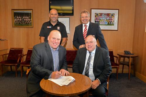 Woking Football Club   News   Greenjackets announced as sponsors ...